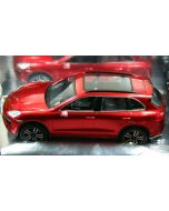 Porsche Cayenne Turbo Ferngesteuertes RC funk Auto 1:14 Wireless Radio Controlled Car, metallisch rot