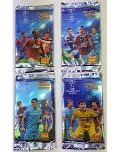 15x Booster Champions League Adrenalyn XL 2011/2012 von Panini