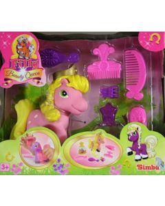Simba Filly Beauty Queen Dream Style Pferd pink - gelb NEU