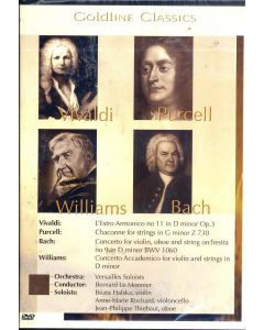 Goldline Classics Vivaldi/Purcell/Williams/Bach