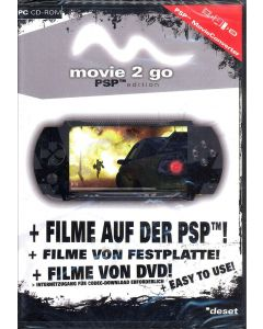 PC movie 2 go PSP edition