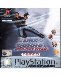 Playstation Time Crisis Project Titan