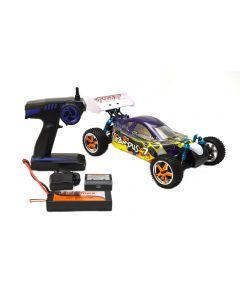 "RC Buggy HSP ""Grampus Racing Pro"" M 1:10 Brushless ca.70 km/h + 2,4 Ghz"