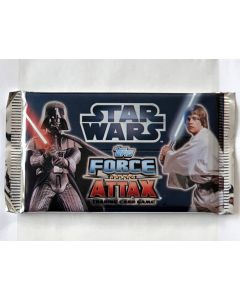 Topps - Star Wars Force Attax Movie Card Collection Booster