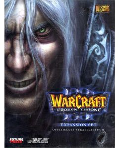 WarCraft Frozen Throne Lösungsbuch Strategiebuch